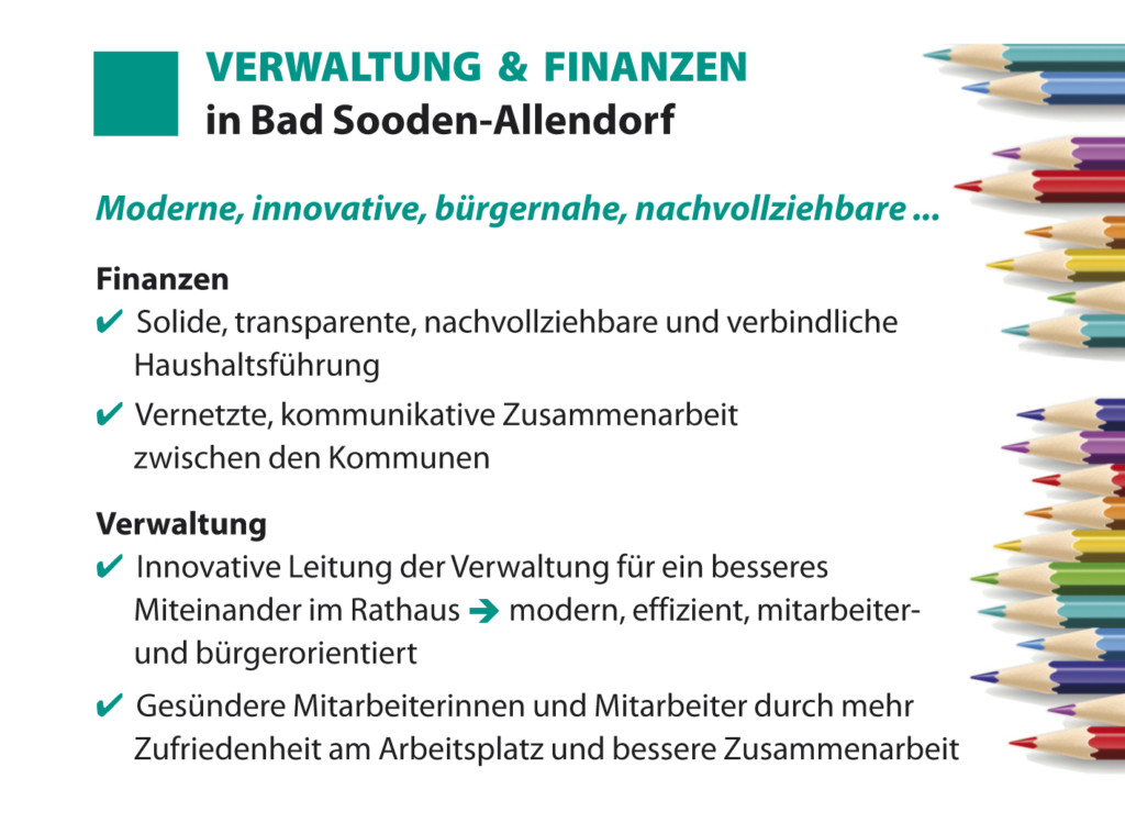 SPD BSA Wahlprogramm
